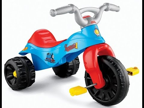 Fisher-Price Thomas The Train Tough Trike - Best Kids Ride On Toys