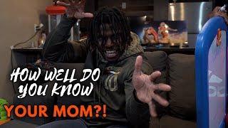 QUESTION CHALLENGE: Tyreek Hills' Mom Likes Tom Brady More Than Patrick Mahomes!