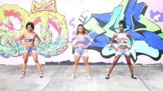 Shake Body- Skales Choreography