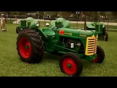 Antique Tractor Show Pompano Beach Florida Farm Heritage Days 2015