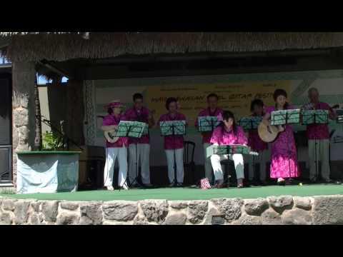 Yokohama Hawaiian Music Band - Silhoutte Hula