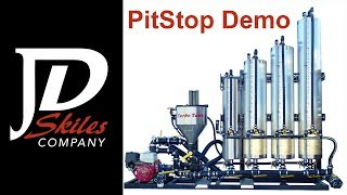 JD Skiles PitStop System Demo