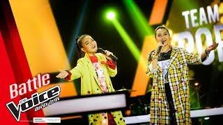 ปุยฝ้าย VS แตงโม - เต่างอย - Battle - The Voice Thailand 2018 - 4 Feb 2019