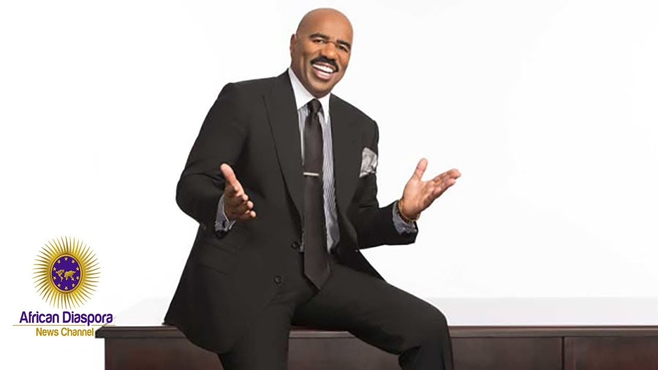 Steve Harvey Discovers The Truth About Africa While Searching For A Home