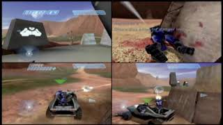Halo: Combat Evolved - Menu Demos