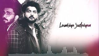 Lambiya Judaiyan | Remix | DJ VEERU | Lyrical Video | Bilal Saeed | Desi Music Factory | Latest Song