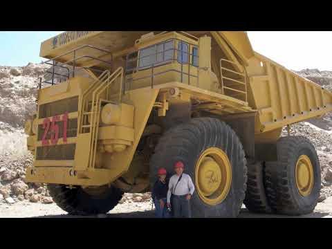 Le Cuivre : la mine de Chuquicamata