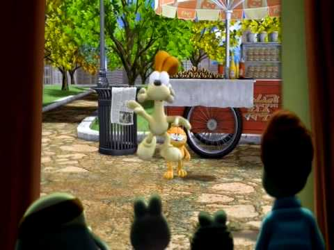 Trailer do filme Garfield Cai na Real