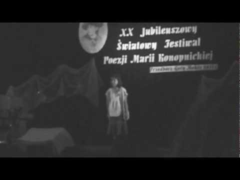 Parasol I O Krasnoludkach I Sierodce Marysi Fragment U Krolowejtatry Recytuje Zuzia