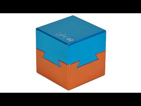 Dovetail Cubes