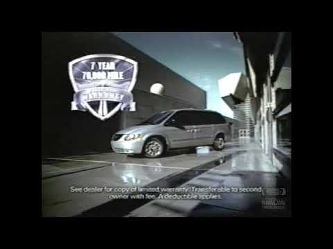 Chrysler  Television Commercial  2004