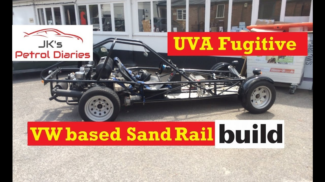 VW Buggy Restore #1 Introduction to vw sand rail buggy build