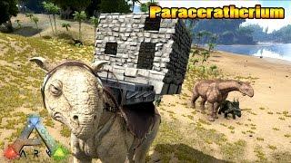 ARK: Survival Evolved - New Dino - Paraceratherium
