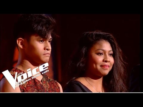 Shawn Mendes – In my blood | LudySoa & Nathan | The Voice France 2020 | KO