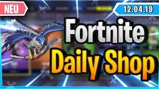 Fortnite Daily Shop *TOP* FALCON CLAN SET KOMPLETT (12 April 2019)