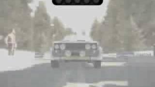Colin McRae Rally DiRT Crashes 1