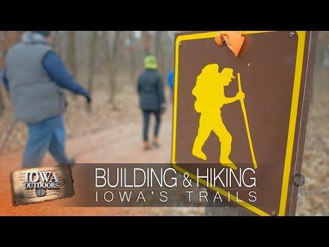 Building & Hiking Iowa's Trails