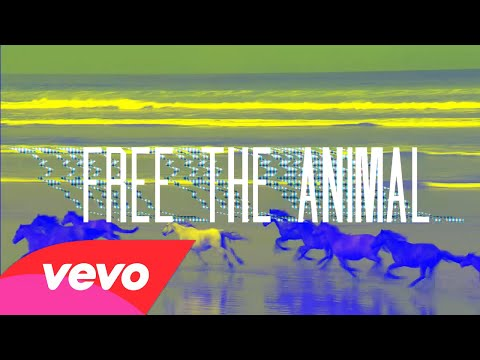 Free the Animal - Sia (Lyric Video)