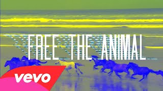 Free the Animal - Sia (Lyric Video)