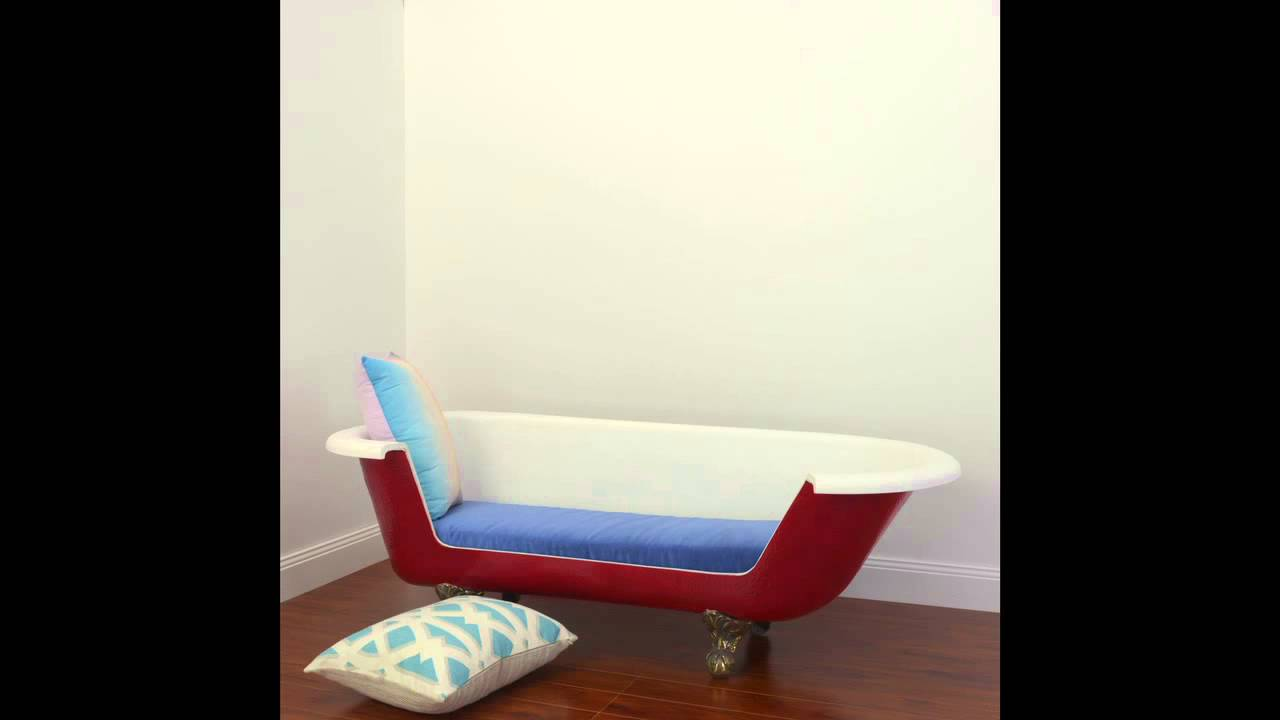 Revive an old Bath Tub with White Knight - YouTube