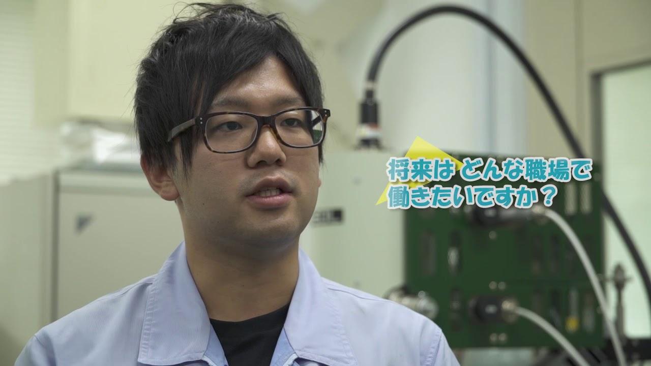 動画サムネイル:東電化工業株式会社(インターシップ編)