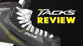 CCM Tacks Ice Hockey Skate Review