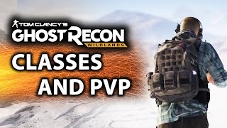 Ghost Recon Wildlands - BUILD YOUR OWN CLASS and MULTIPLAYER PVP