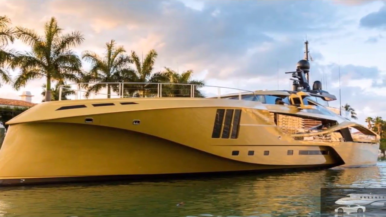 1 2 Billion Supersport Megayacht 500 000 000 By Palmer Johnson