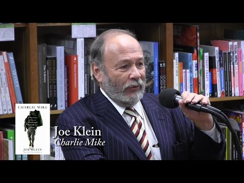 "Joe Klein, ""Charlie Mike"""