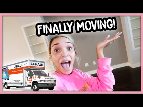 Moving Into Our New House! | MOM VLOG