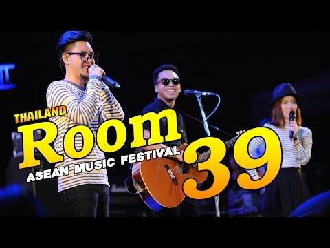 Room39 from THAILAND @ASEAN MUSIC FESTIVAL BKK THAILAND