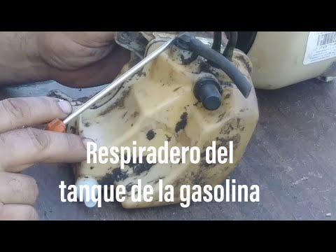RDMJ. Respiradero del tanque de la gasolina. DESBROZADORA FS90R STIHL