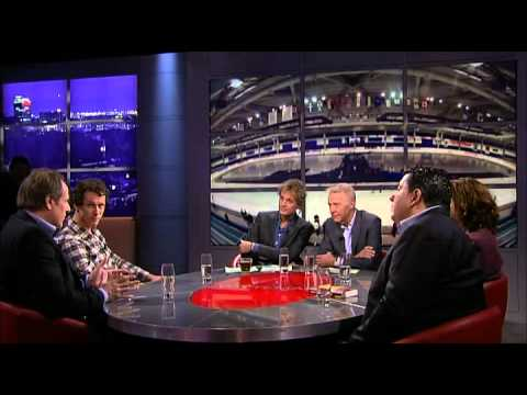 Stefan Groothuis en Jac Orie in Pauw & Witteman - 01-02-2012