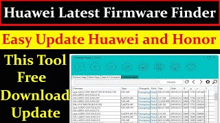 How to update huawei