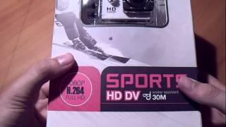 KIB-TV -- Розпакування #2 (екшен-камера SJ4000)