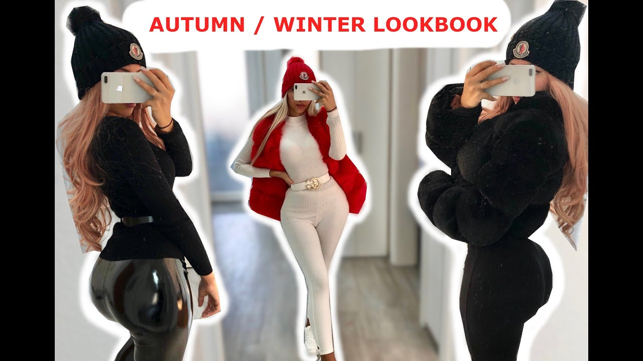 [VIDEO] - AUTMN / WINTER LOOKBOOK l prettylittlething , wish , Moncler 3