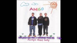 Just a Dream - AM60 lyrics