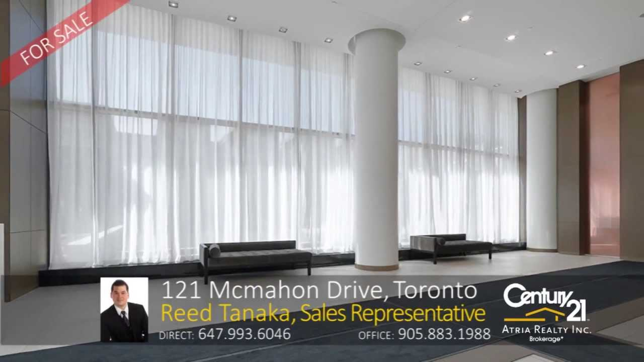 121 Mcmahon Drive Suite 3017 Toronto Home For Sale By Reed Tanaka Sales Representative