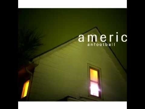 American Football - Honestly? [OFFICIAL AUDIO]