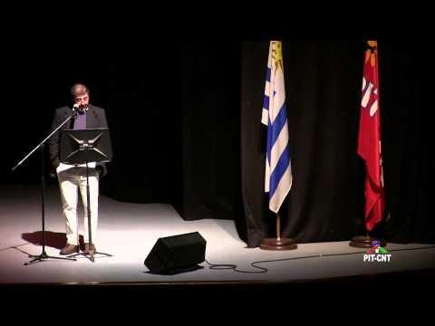 PIT CNT XII Congreso Discurso Fernando Pereira
