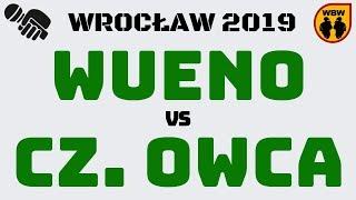 WUENO  CZARNA OWCA WBW2K19 Wrocław (1/8) Freestyle Battle