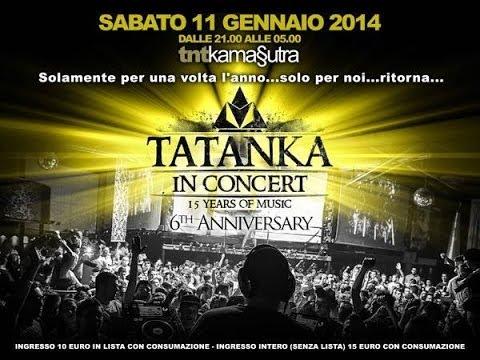 Tatanka in concert @ TNT Kamasutra 11-01-2014