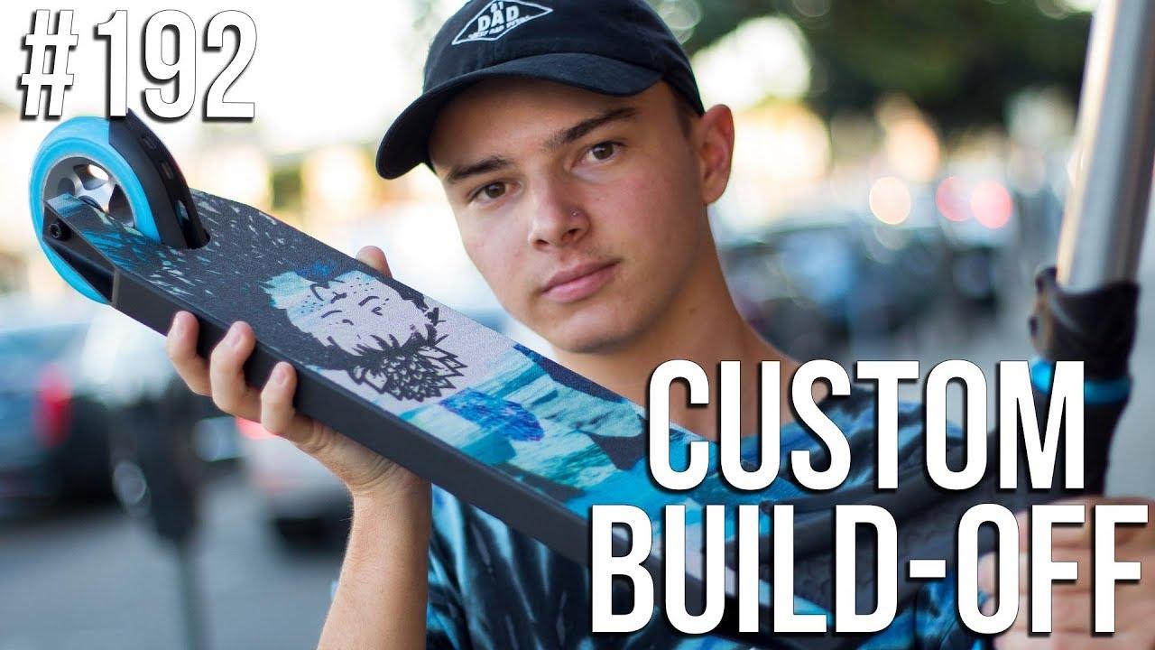 Custom Build Off 5!! - Part 1 (ft Austin Spencer) │ The ...
