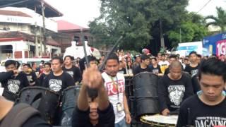 Video Tribu Dagatnon Drummer's - Dinagyang Festival Opening Salvo 2017 download MP3, 3GP, MP4, WEBM, AVI, FLV November 2018