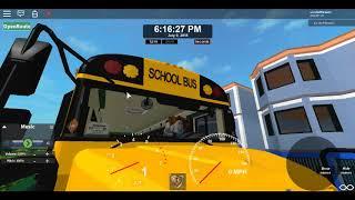 Roblox: Driving IC CE School Bus