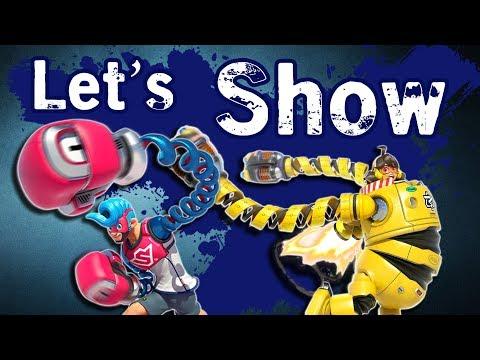 Let's Show Arms [Demo] - Fäuste fliegen nur zum Test!