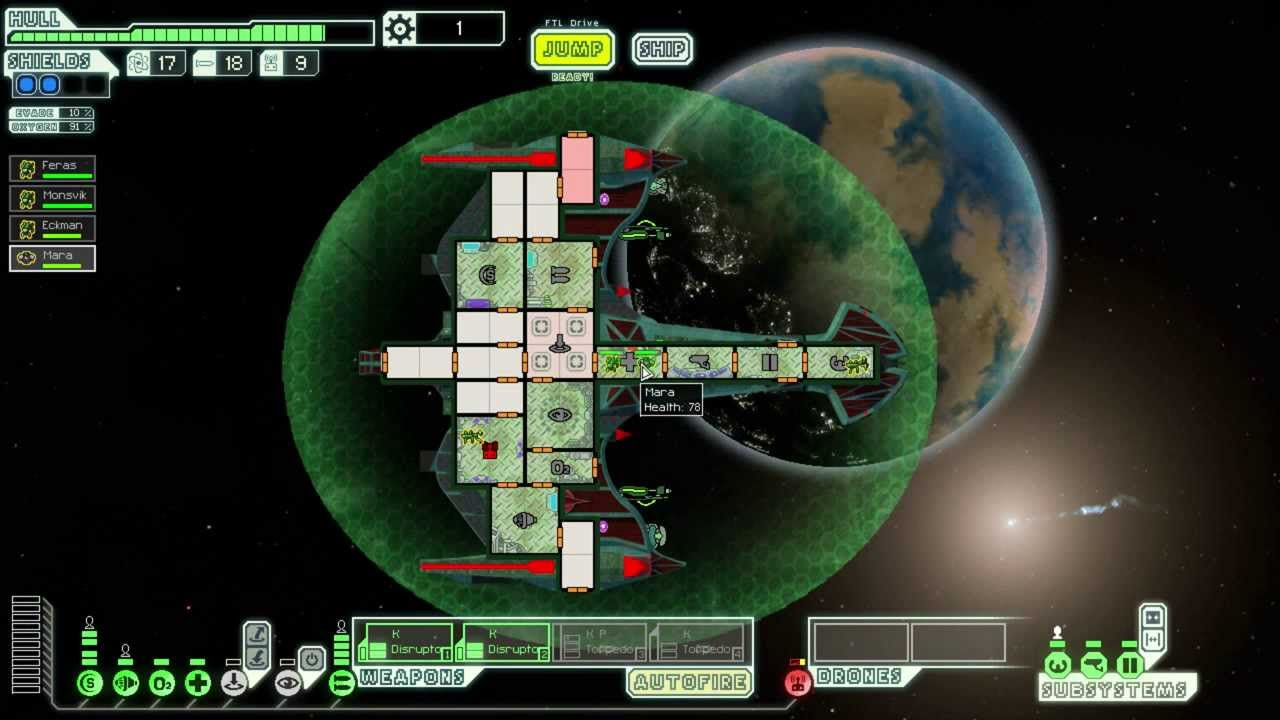 Ftl Faster Then Light Mods Star Trek Universe Part 3