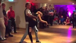 Revolution Dance   Euphoria Blackpool with Keith & Emily's Rock Cabaret converted