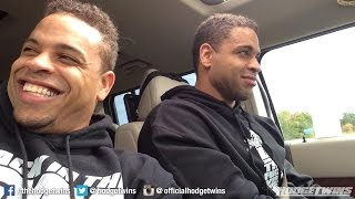 Post Workout Vlog #1 Driving Home @Hodgetwins