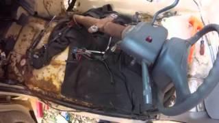 GMC Сієрра автоматичного на ручний підкачування